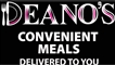 Service logo for Deano's Convienient Meals