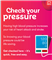 Service logo for BHF Community Blood Pressure Programme
